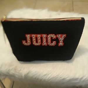 Juicy Couture Cosmetic Bag NWT